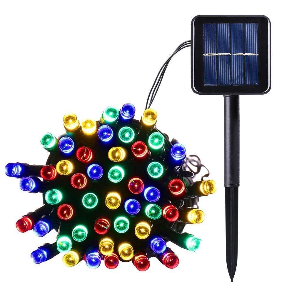 Shop Lights Walmart: LED Solar Lichterkette 12m