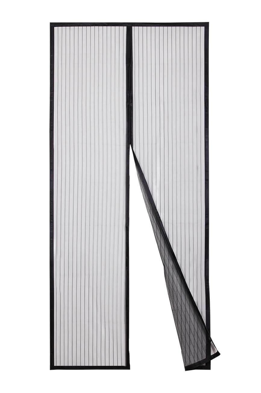 Magnet/Fliegengitter/T/ür Magnetische Verschl/üsselung Anti-Moskito-T/ür Vorhang Magnetbildschirm T/ür Sommer Haushalt Anti-Fly Mute Selbstansaugende Schlafzimmer Trennwand