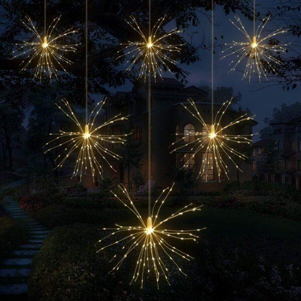 LED-Feuerwerk