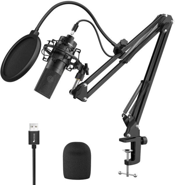 Streaming Mikrofon